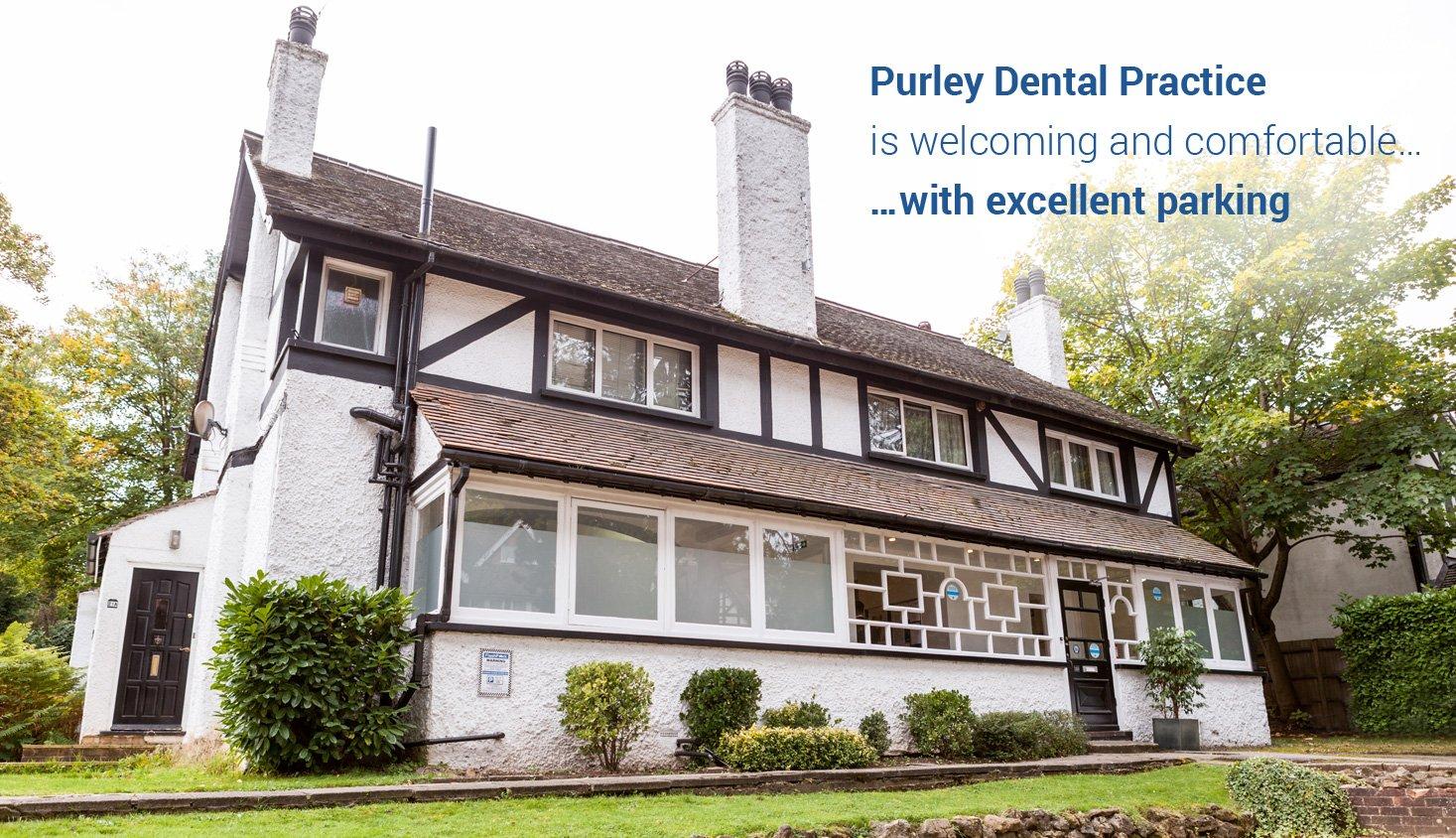 purley dental practice